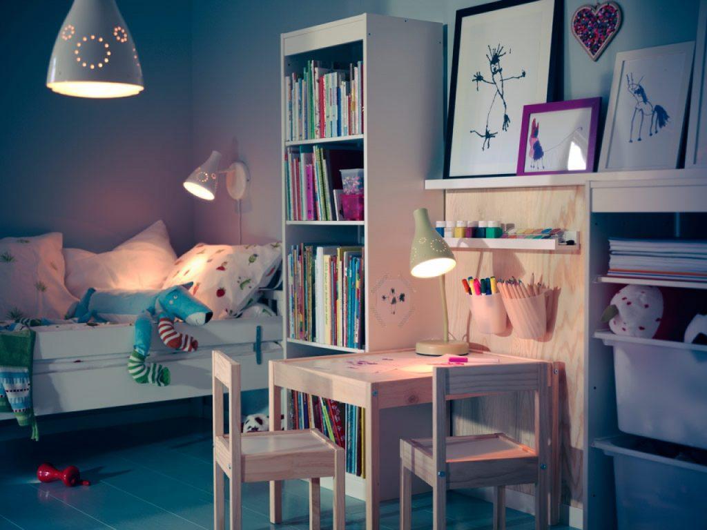 jak na osvětlení - dětský pokoj