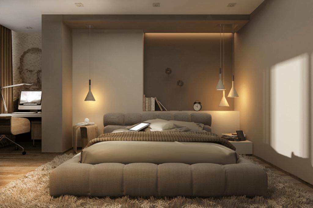 jak na osvětlení - ložnice