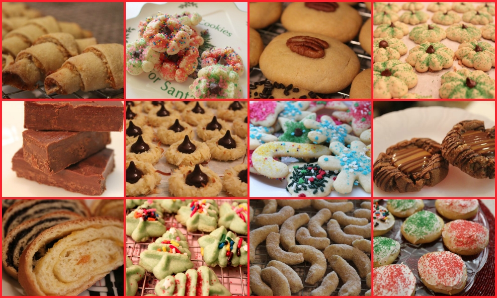 Top 12 Christmas Cookie Recipes Live Pretty